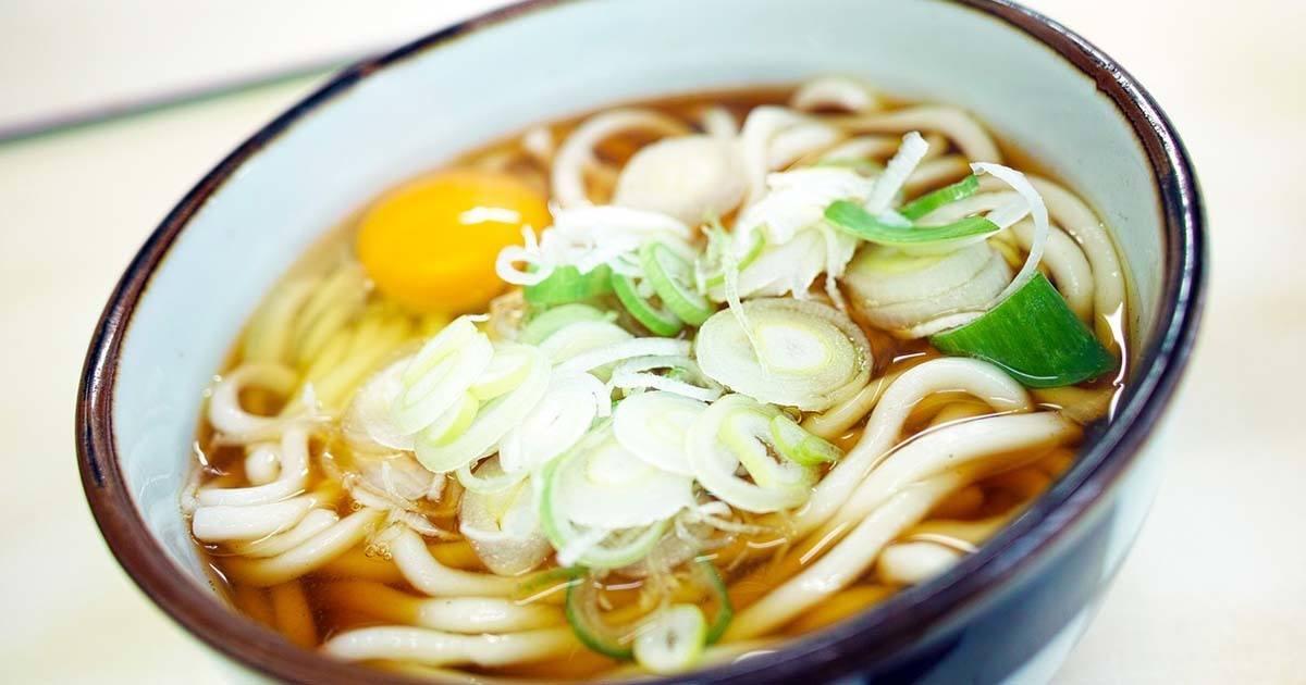 udon nouilles au japon