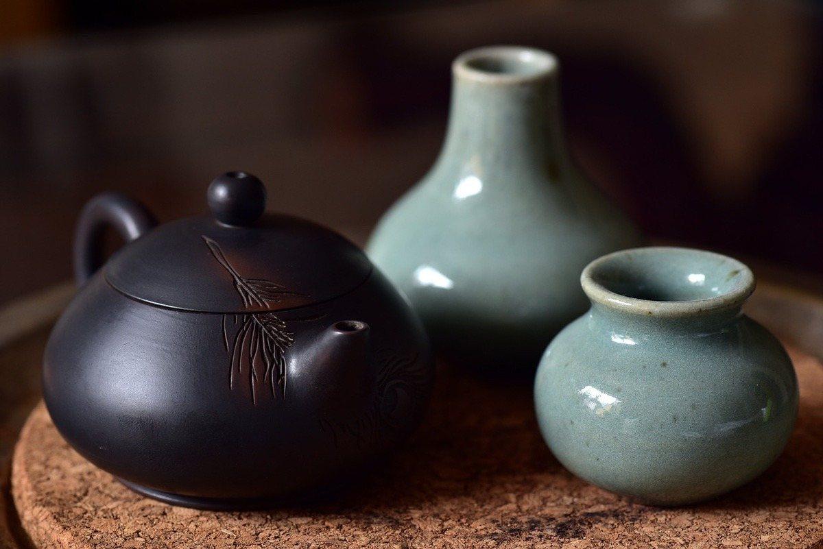 Poterie et porcelaine japonaises